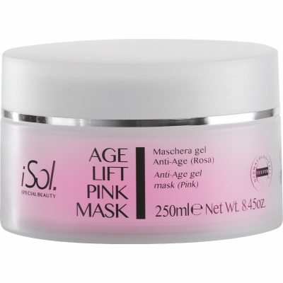 ISO.CHROME.100 - AGE-LIFT PINK MASK 250 ml