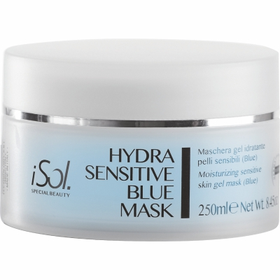 ISO.CHROME.200 - HYDRA-SENSITIVE BLUE MASK 250ml
