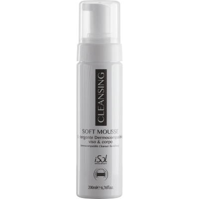 ISO.FOAM.150 - CLEANSING SOFT MOUSSE 150ml