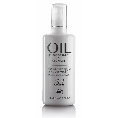 ISO.OIL.500 - ENDODERMIC MASSAGE OIL 500 ML