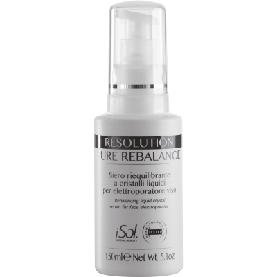ISO.POR.600 - RESOLUTION PURE REBALANCE ELECTROPORATOR 150 ml