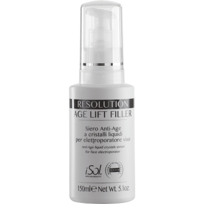 ISO.POR.650 - RESOLUTION AGE LIFT FILLER ELECTROPORATOR 150ml