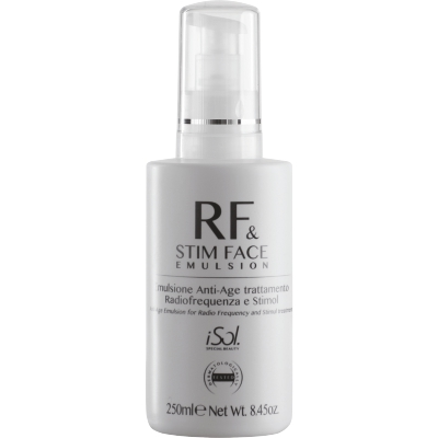 ISO.RF.100 - RF & STIM FACE EMULSION 250ml