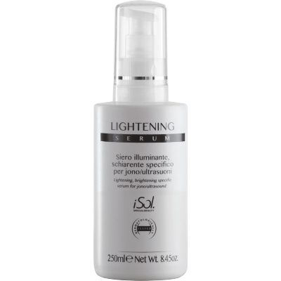 ISO.SERUM.200 - LIGHTENING SERUM ILLUMINANTE 250ml + 12 MASCHERE